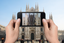 "Smart City App Prototype. An interesting App for the city of Milan and Expo 2015 http://www.youtube.c<wbr/><span class=""wbr""></span>om/watch?v=mSbyzSJl-<wbr/><span class=""wbr""></span>eM"