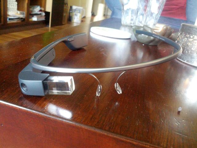 Google Glass https://www.youtube.com/watch?v=v1uyQZNg2vE