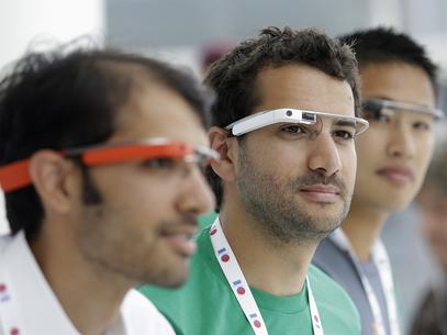 Google Glass can also provide users with directions when traveling and even translate foreign languages via a display