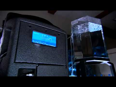 THE LIFE SAVER TECHNOLOGY.. CAN CLEAN ANY TYPER OF WATER  http://www.coca-colacompany.com/stories/slingshot-how-it-works