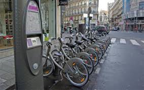 Quite relevant to me , could I fancy a town without bikes now ?