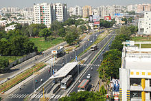 The picture is from http://en.wikipedia.org/wiki/Ahmedabad_BRTS