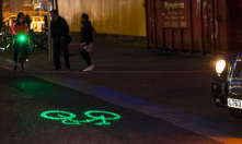 The BLAZE Bike Light tackles one of the biggest causes of cycling fatalities - being caught in the blind spot.
