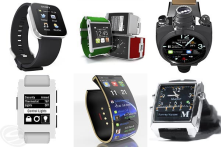 "http://www.smartwatc<wbr/><span class=""wbr""></span>hnews.org/top-5-smar<wbr/><span class=""wbr""></span>t-watches/<br/><br/>Smart watches seem to be gaining some ground in the mobile arena."