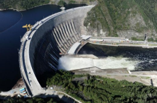 Is your city have a place that you think a dam would be good?