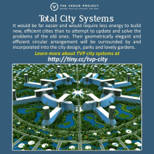 Total city systems.