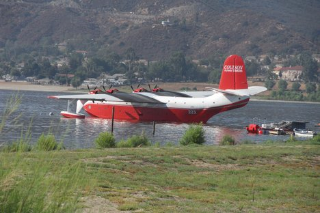 A sea plane is a fixed-wing aircraft capable of taking off and water landing. New Delhi.