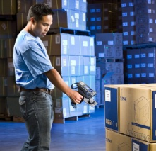 Inventory and package tracking are two of the most common uses of RFID.<br/>