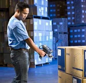 Inventory and package tracking are two of the most common uses of RFID.