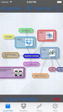 iBrainstormer is a perfect tool for brainstorming as it allows you to easily create and share mindmaps.