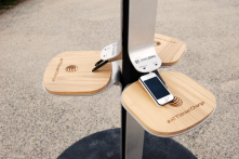 "AT&T Tests Public Phone Charging Stations.http://www.<wbr/><span class=""wbr""></span>technologyreview.com<wbr/><span class=""wbr""></span>/view/516291/att-tes<wbr/><span class=""wbr""></span>ts-public-phone-char<wbr/><span class=""wbr""></span>ging-stations/"