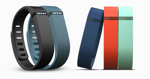 Fitbit band that keeps track of all of your vitals. Educate yourself about your body.
