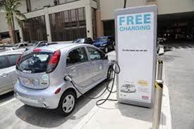 Free charging station for EVs and Hybrids