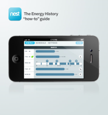 Easy to read histories of energy use are invaluable tools for residents seeking to lower utility costs.