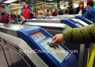 Smart cards for paying transportation fares in public transport systems