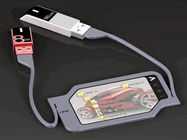 USB to USB data transfer