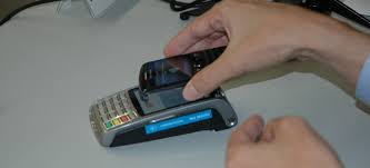 Contactless technology to pay public services
