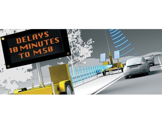 Nice picture to describe Intelligent Traffic Systems. The picture was taken from http://www.ukmts.com.