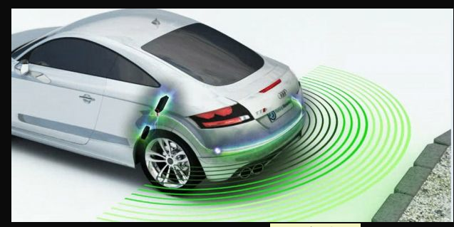 Reverse Parking Sensors- Parking sensors use sound waves to detect obstacles and help prevent accidents.