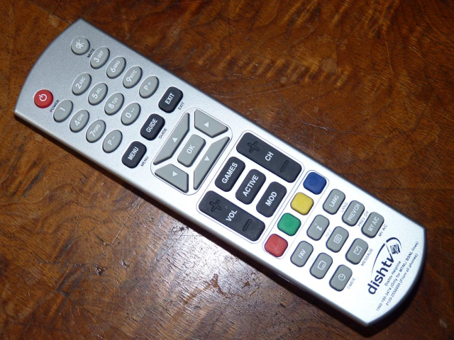 Very common used sensor remote.