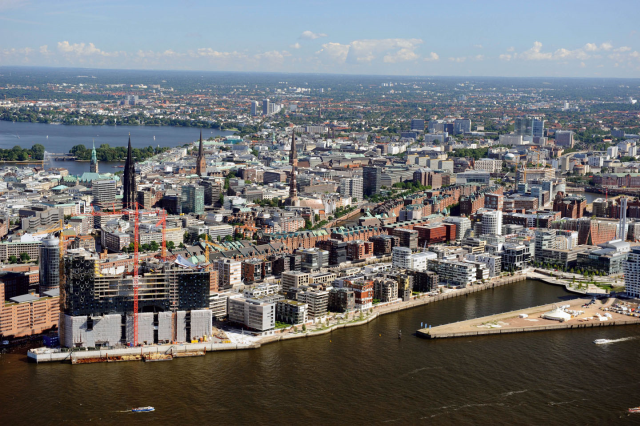 Hafen City As smart as they get http://www.worldchanging.com/archives/011536.html