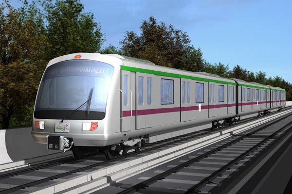 Bangalore - Smart City.