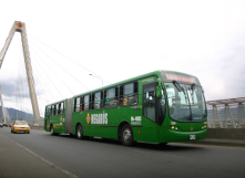 Megabus Pereira Colombia