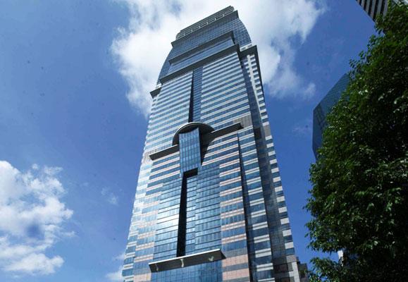 Capita Tower is true Eco friendly sky scrapper.