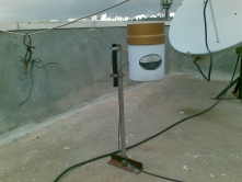 precipitation measurement device