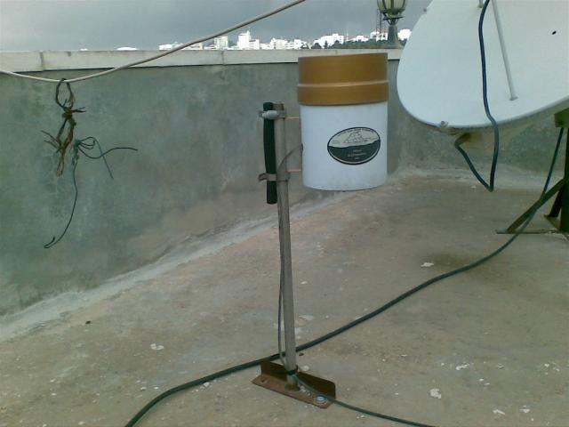 precipitation measurement device