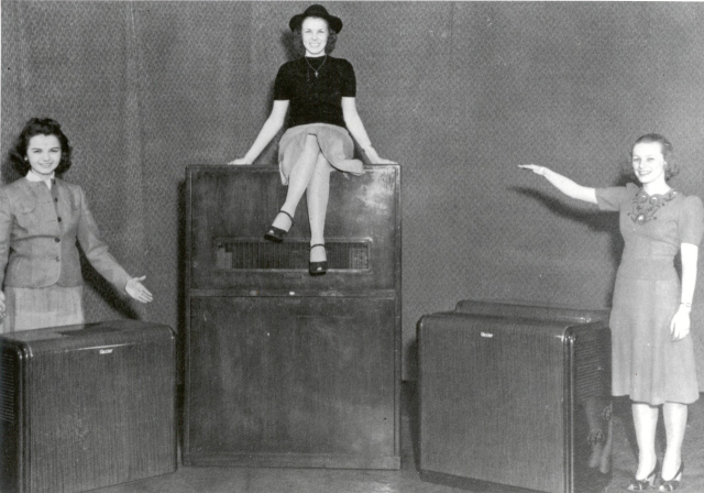Air conditioner from 1932