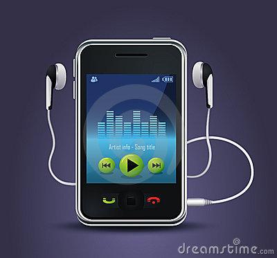 music player & radio