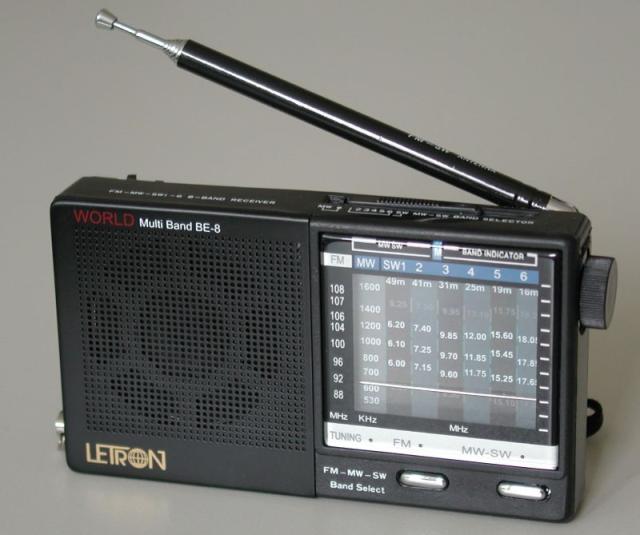 Radio : Seen more than 100 years of development.