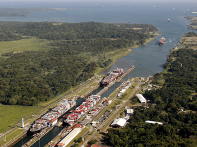 Smart Interoceanic Canal for Chocó.