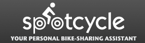 Spotcycle lets me know what bikeshare stations have available bikes/docks around the city!