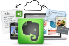 Evernote:A pretty good app...