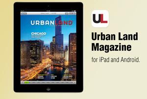 Urban Land Magazine for Mobile - Urban Land