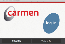 Carmen OSU help use submit homework on time, and also it provides a platform to discuss ideas and thoughts.
