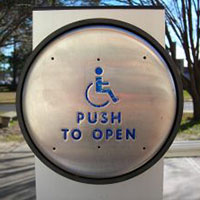 Disability friendly facility and technology