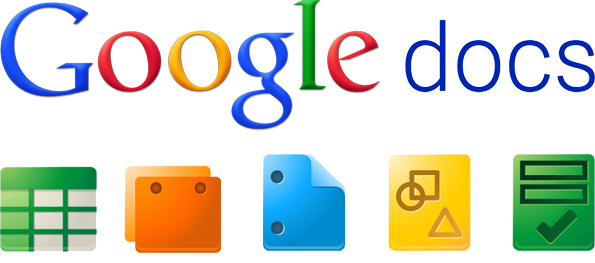 Google docs allow mutiple users access and edit a same document