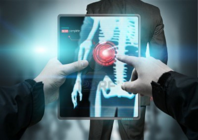 In the future doctors may be able to more easily diagnose problems.