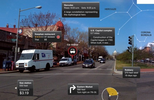 Augmented Reality will change the way we live.. http://www.hongkiat.com/blog/augmented-reality-next-big-thing/