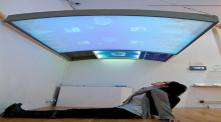 Some say we spend too much time at night staring at the ceiling, many want to make the ceiling interactive. No thanks.
