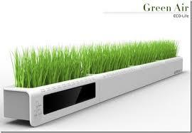 True indoor clean, green air conditioners.