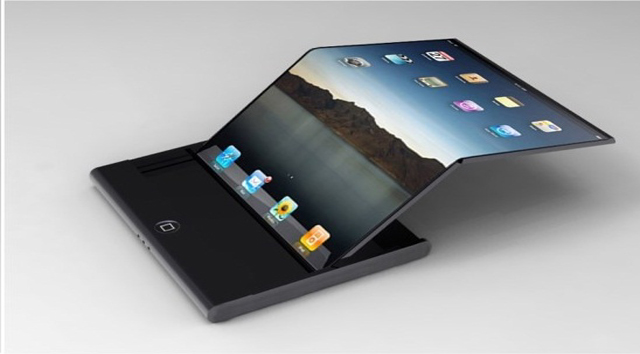 I want a bendable iPad!