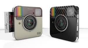 Instagram is coming out with a portable camera like the good ole days of the Polaroid!