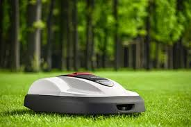 If it can vacuum my house, why can't it cut my grass.