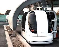 Mini pod trains. Yes!
