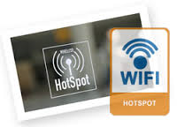WIFI EVERYWHERE. This is what i'm looking forward to! Free, of course.