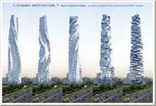 Rotating towers series